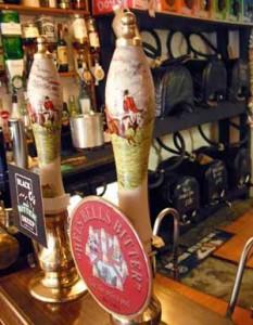 Bar at Eight Bells, Long Crendon
