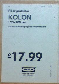 IKEA Kolon