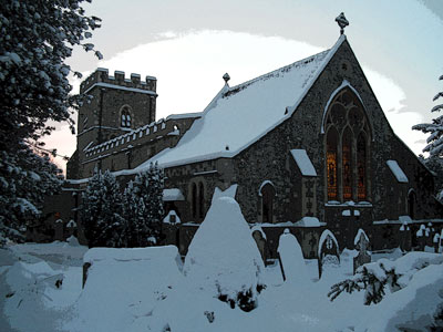St. Nicholas's Church, Great Kimble