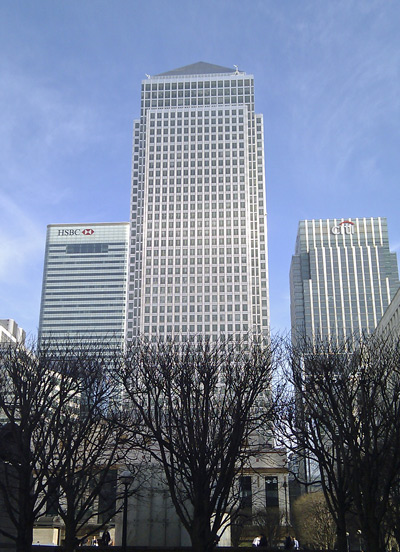 Canary Wharf Tower