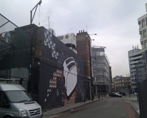 Holywell Street, Shoreditch