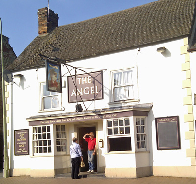 The Angel, Bicester