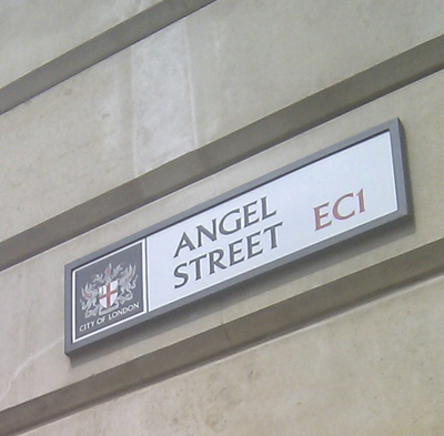Angel Street EC1