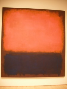 Mark Rothko -- Number 14