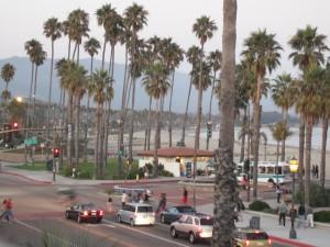 Cabrillo Boulevard, Santa Barbara