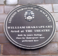 Shakespeare Acted Here