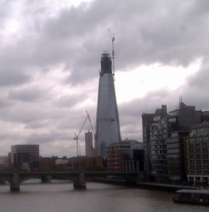 Shard 7th October 2011