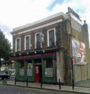 Wenlock Arms, Hoxton