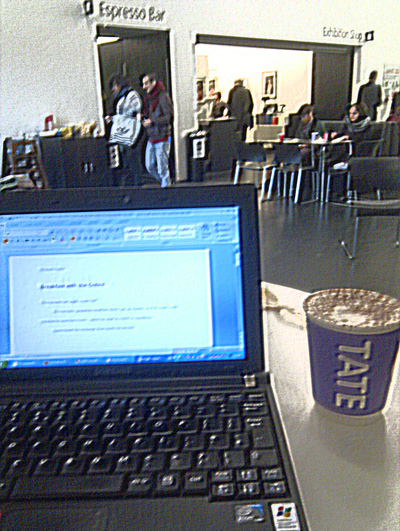 Writing-in-Situ---Tate-Modern