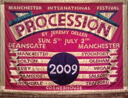 Deller -- Procession