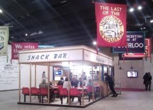 Deller - Valerie's Snack Bar
