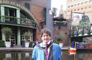 Graduation at Birmingham