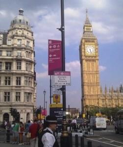 London 2012 Big Ben