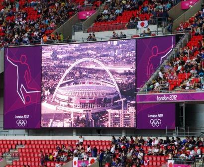 Wembley Showing Wembley