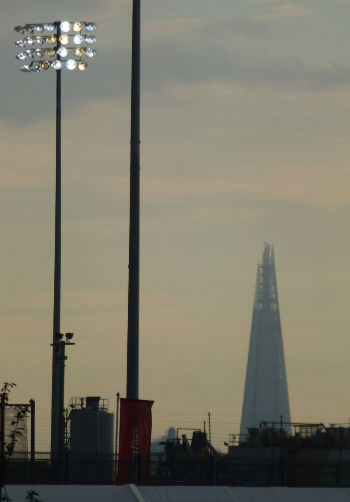 Olympic Shard View 010912