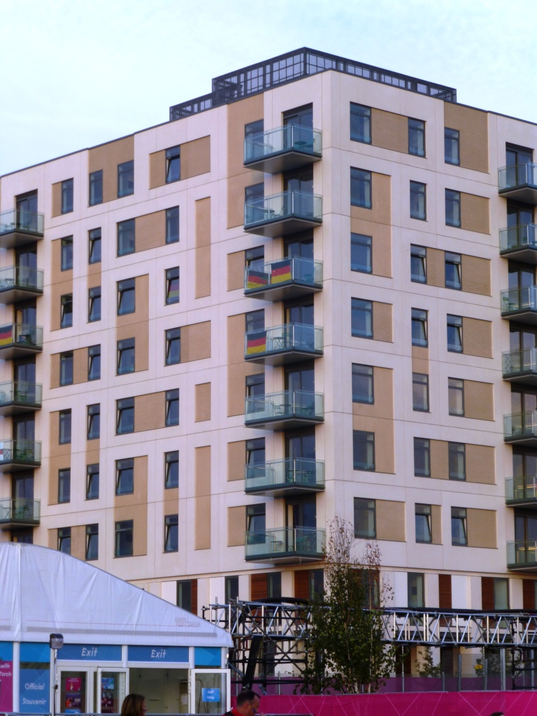 Olympic Village Block 010912