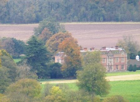 The Angel's Near Neighbour -- Chequers -- Where The Referedum Wheeze Was Probably Thought Up