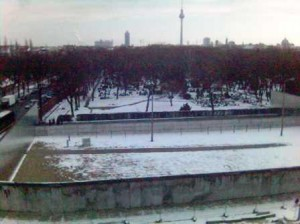 Death Strip Near Bernauer Strasse, Berlin -- One of the Many Places I Travelled
