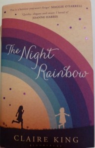 The Night Rainbow -- Claire King