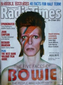 Radio Times 25th May 2013