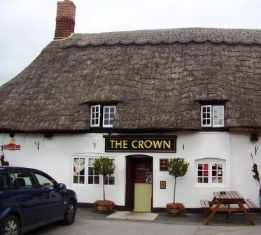 The Crown, Cuddington