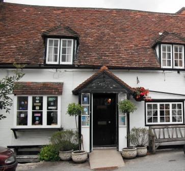 The Lions of Bledlow -- One of Inspector Barnaby's Favourite Haunts