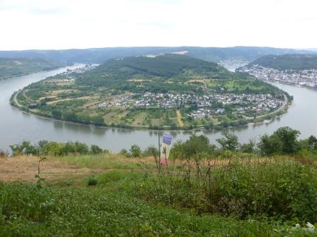 The Majestic Rhine at Boppard