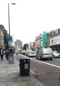 The Holloway Road