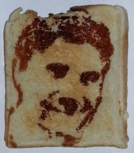Me in Marmite on Toast