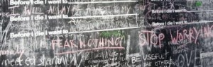 Before I Die -- Union Street SE1
