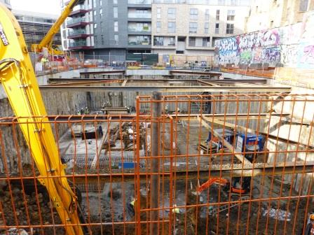 Deep Foundations for All Those Luxury Cars?