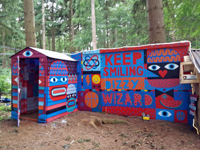David Shillinglaw at Latitude 2016