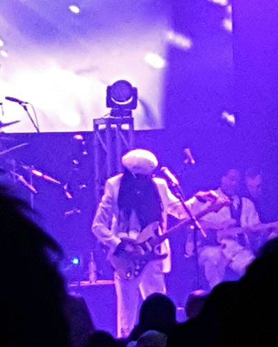 Nile Rodgers, Hammersmith Apollo, 23rd December 2016