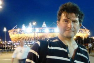 I Did Finally Get There -- At the Olympic Park for the Paralympics -- 1st September 2012