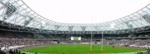 Olympic Stadium -- 29th August 2015