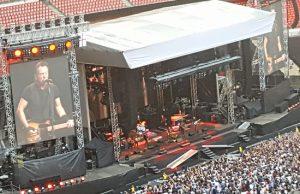 Springsteen,Wembley, June 2016
